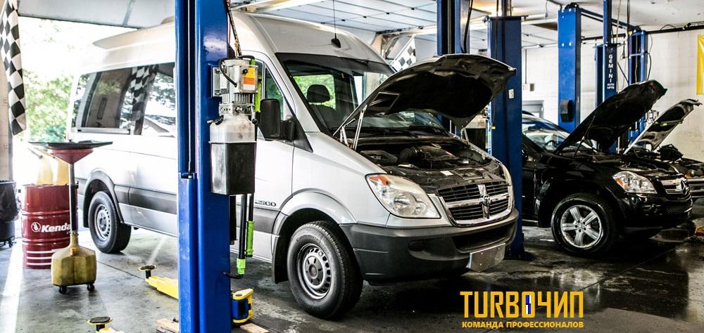 Диагностика и ремонт Mercedes Sprinter