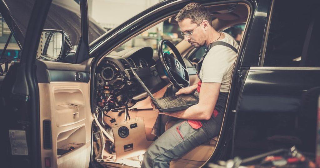 Диагностика автомобиля в Звенигород
