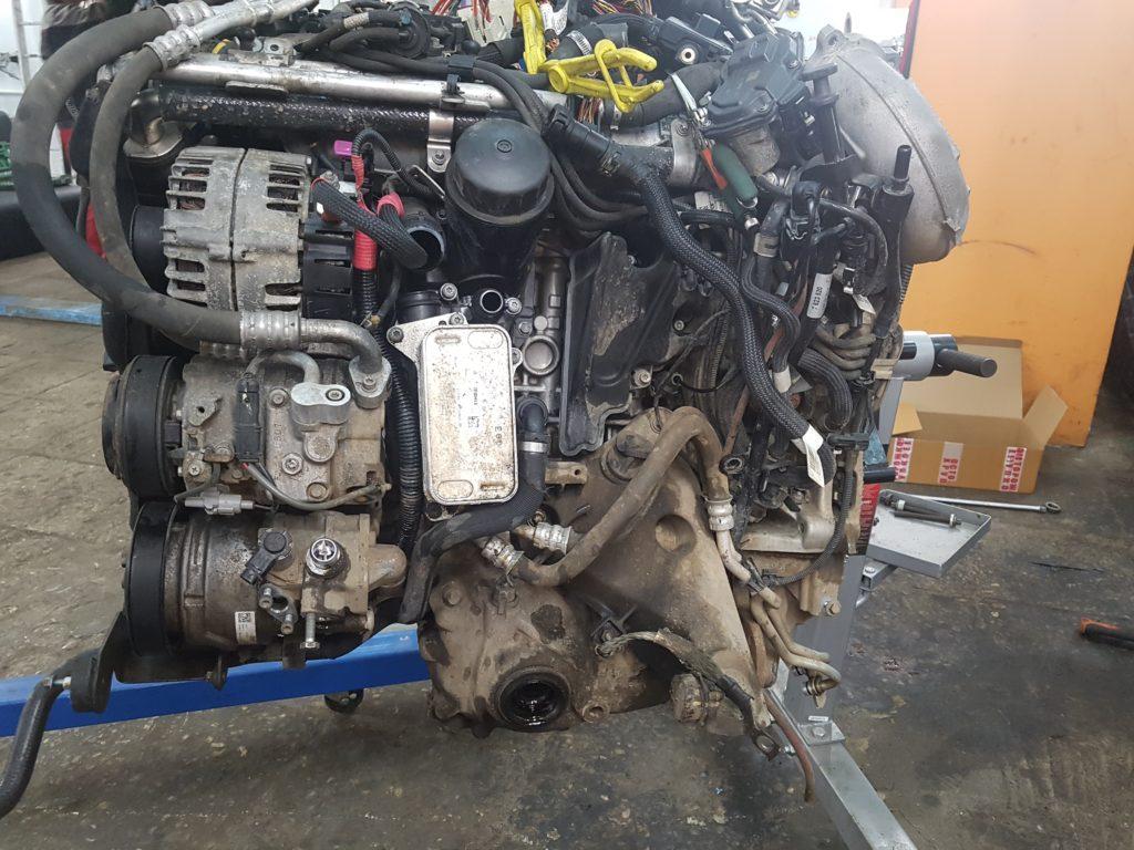 Ремонт двигателя БМВ N57S