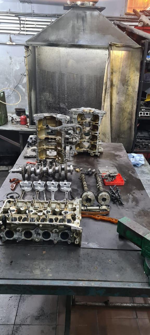 Ремонт двигателя Хёндай